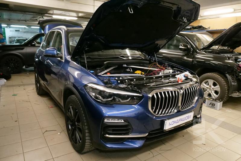 BMW X-series (E, F, G кузов)