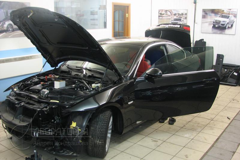 BMW 3er Coupe (E92)