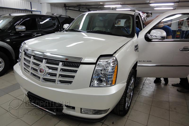 Cadillac Escalade III Hybrid