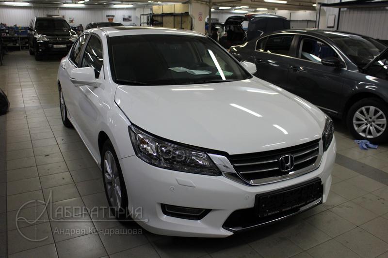 Honda Accord (IX)