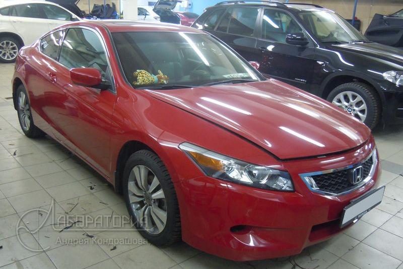 Honda Accord Coupe (VIII)