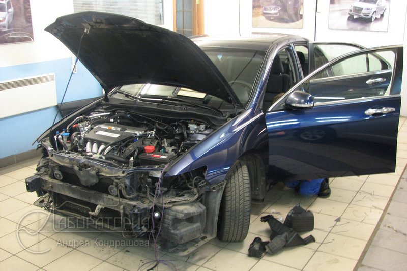 Honda Accord (VII)