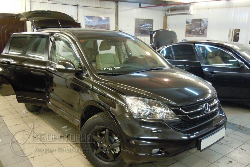 Honda CRV (III)