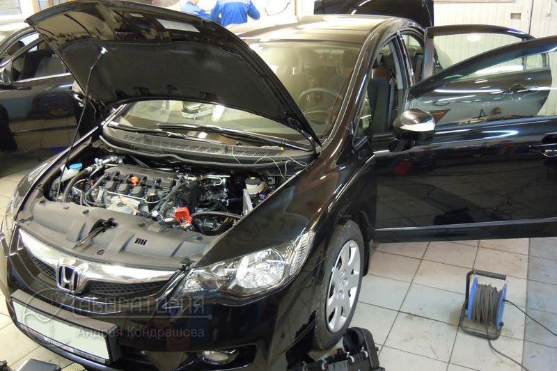 Honda Civic 4D (VIII)