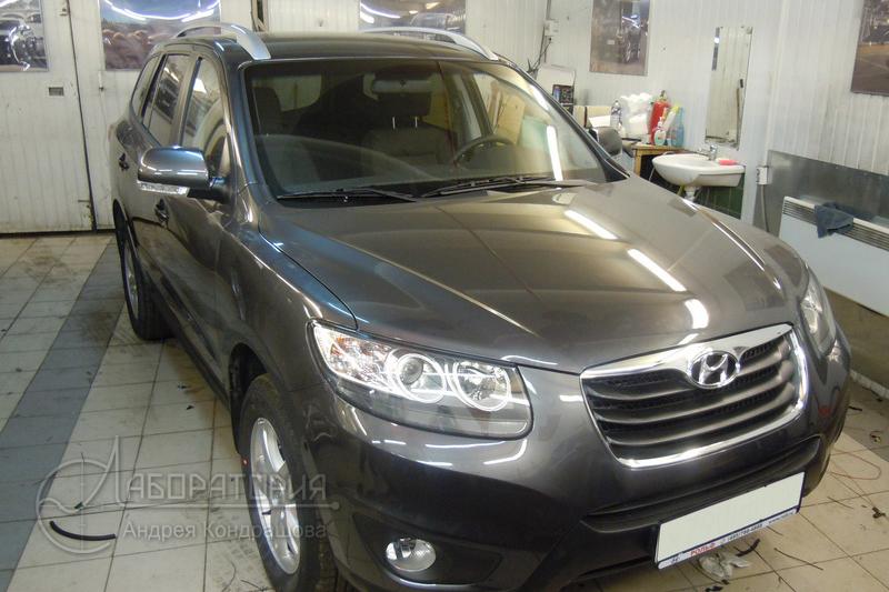 Hyundai SantaFe (II)