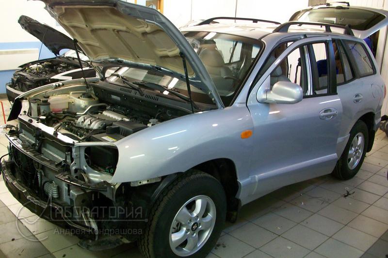 Hyundai SantaFe (I)