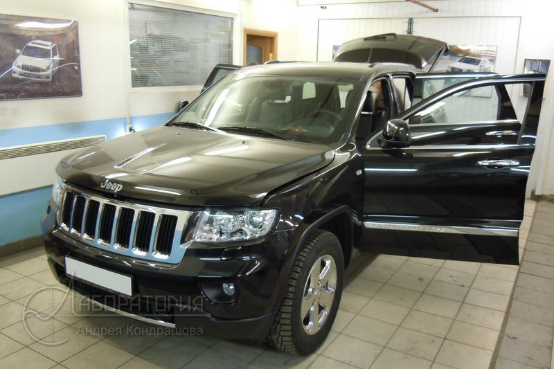 Jeep Grand Cherokee (IV)