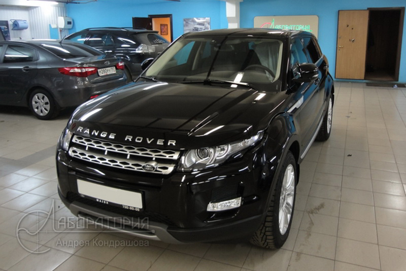 Land Rover Evogue