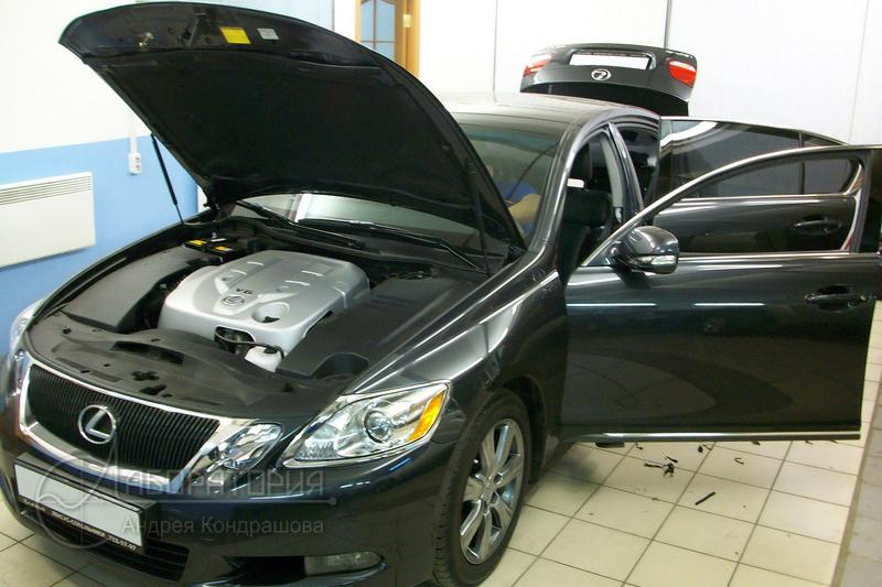 Lexus GS300 (III)