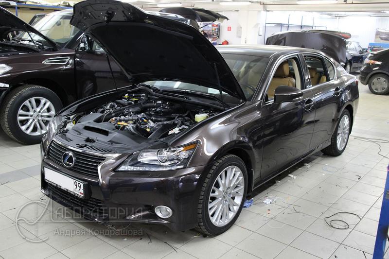 Lexus GS350 (IV)