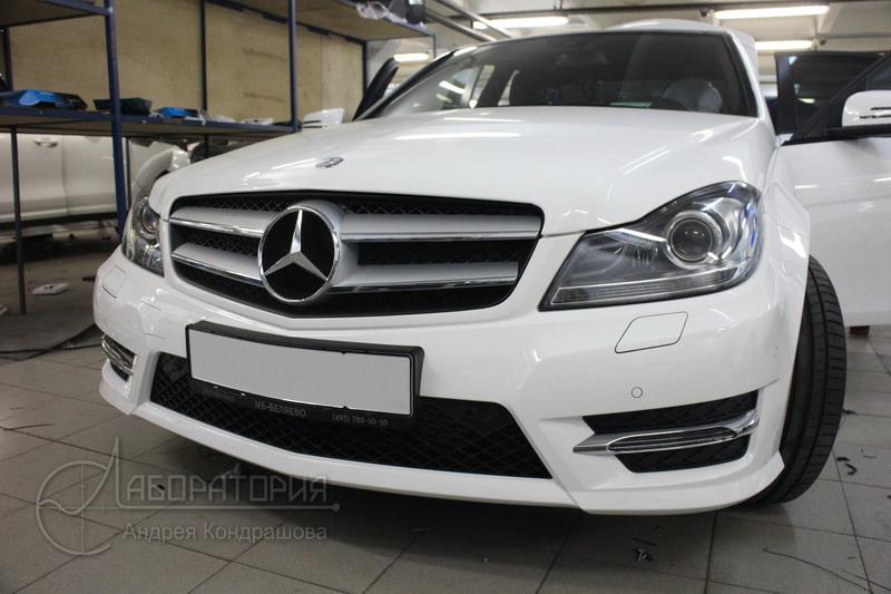 Mercedes C300 (W204)