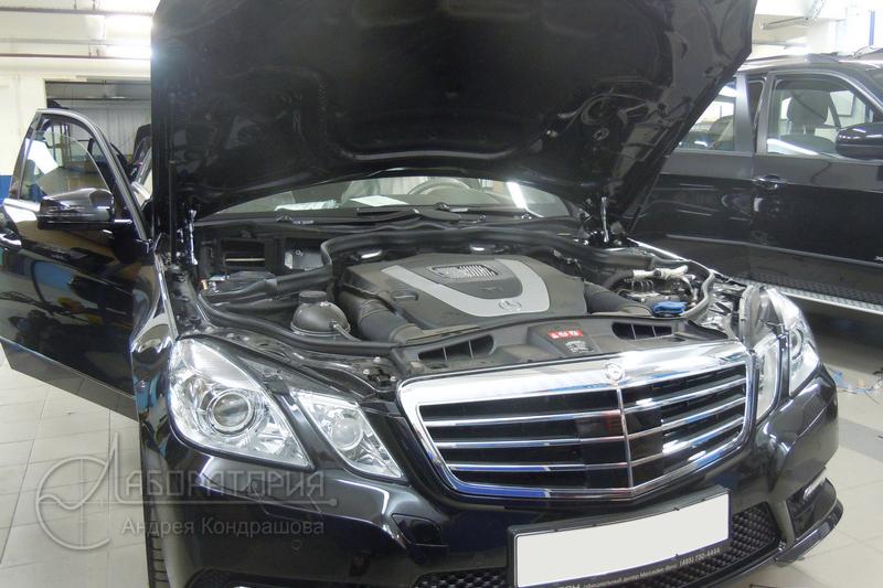 Mercedes E250 (W212)