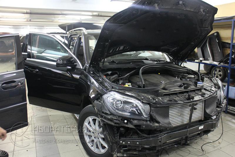 Mercedes GL350 (X166)