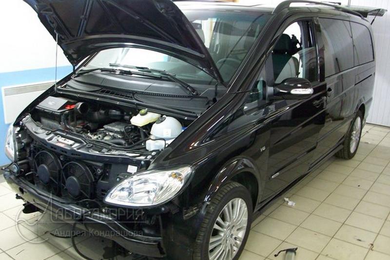 Mercedes Viano (W639)