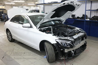 Mercedes C180 (W205)
