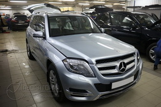 Mercedes GLK 300 (X204)
