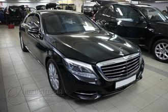 Mercedes S500 (W222)