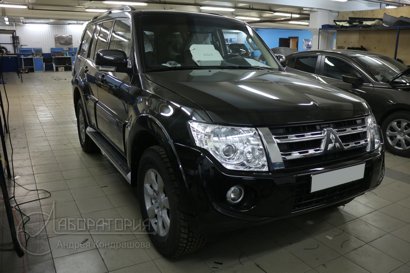 Mitsubishi Pajero (IV)