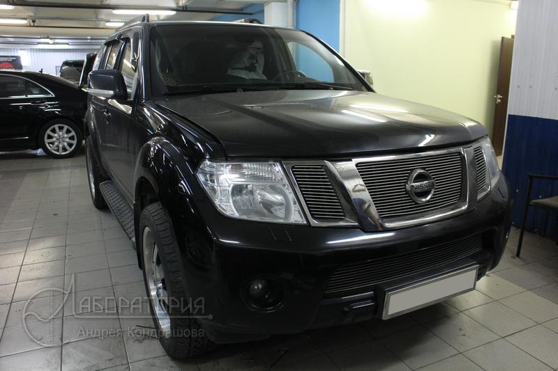 Nissan Pathfinder (III)