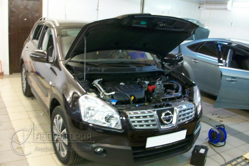 Nissan Qashqai (I)