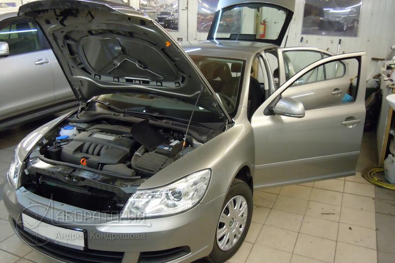 Skoda Octavia (II) facelift
