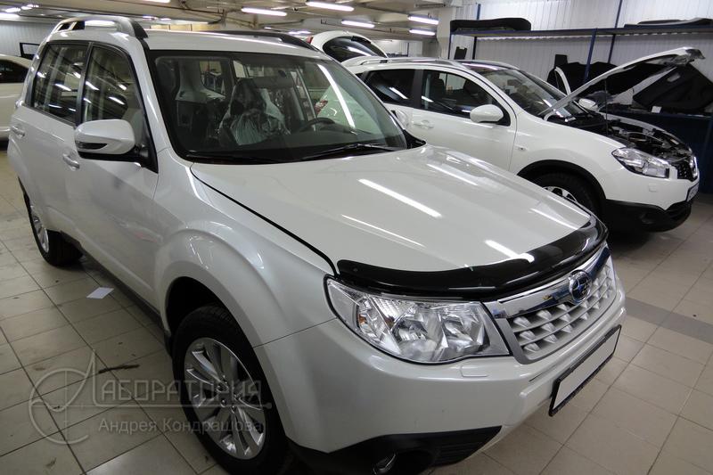 Subaru Forester (III)