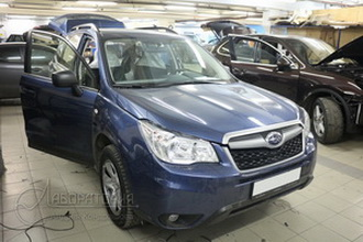 Subaru Forester (IV)