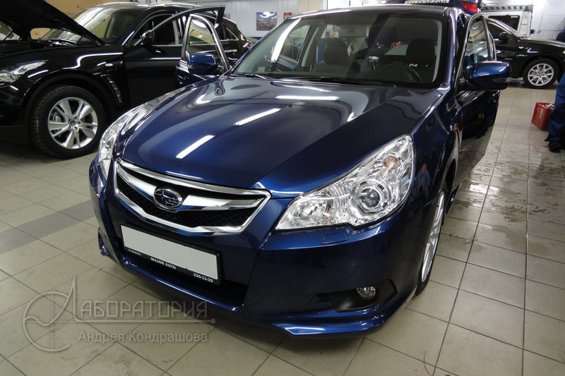 Subaru Legacy (V)