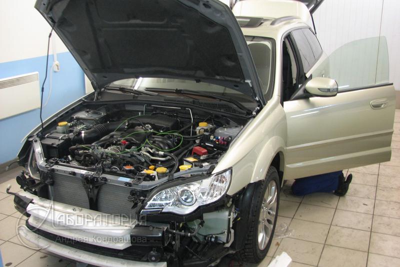 Subaru Outback (III)
