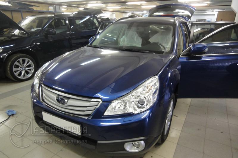 Subaru Outback (IV)