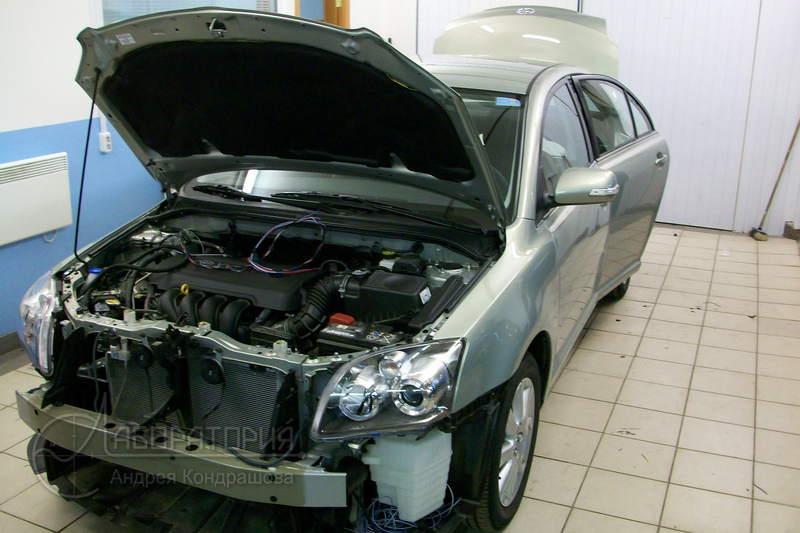 Toyota Avensis (II)