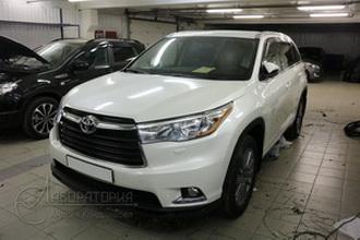 Toyota Highlander (III)