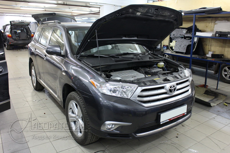 Toyota Highlander (II)