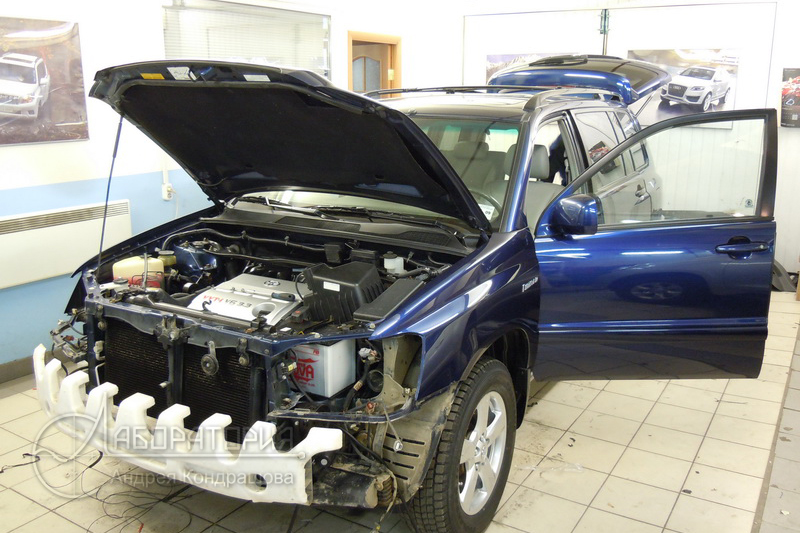 Toyota Highlander (I)