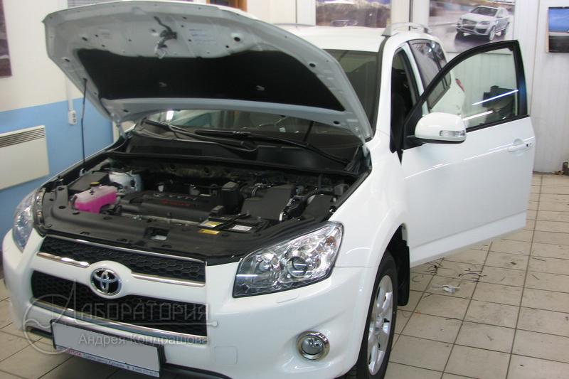 Toyota RAV4 (III) LWB