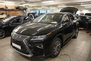 Lexus RX350 (IV)