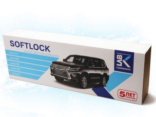 SoftLock Lexus
