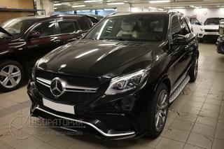 Mercedes GLE 350 (X166)