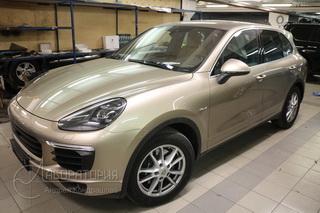 Porsche Cayenne (II) restyle
