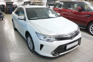 Toyota Camry (VII)  restyle