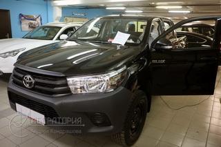 Toyota Hilux (VIII)