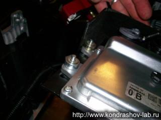 Авторская защита от угона - Лаборатория Кондрашова - Toyota Highlander (III)
